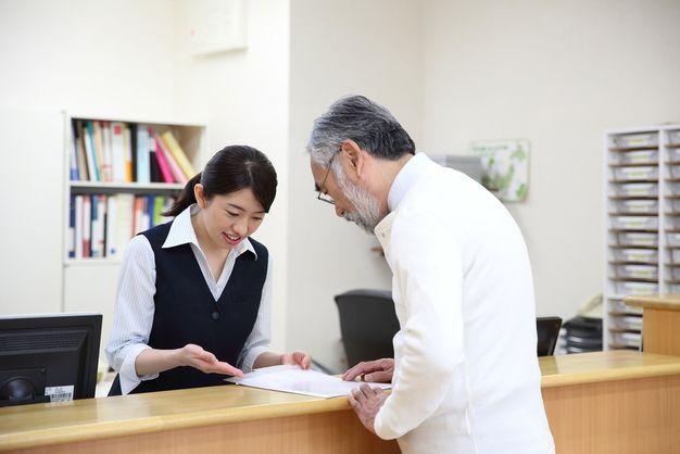 医療事務給料の相場についての写真