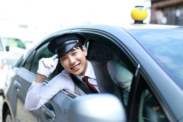 タクシー運転手 転職