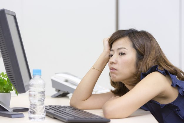 仕事続かない人の原因と対処法についての写真