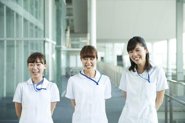 看護師の仕事内容についての写真