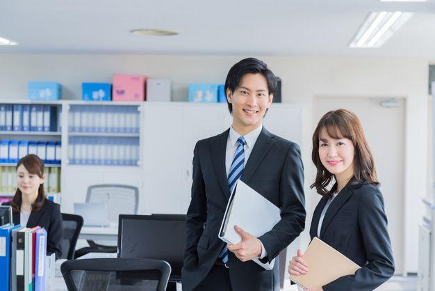 働きやすい会社の特徴についての写真