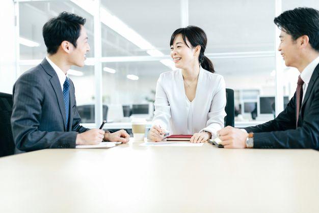 人間関係の風通しが良い会社