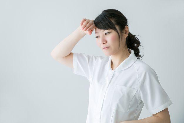 看護師は辛いと感じる瞬間とやりがいを感じることについての写真