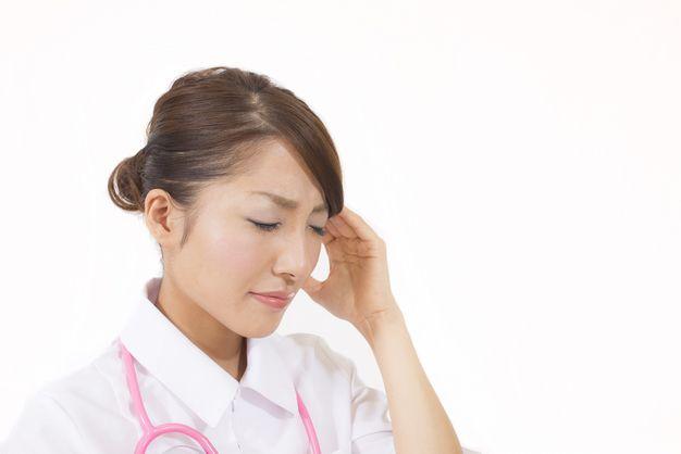 看護師疲れたと感じてしまうことについての写真