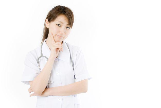看護師の働き方で皆が悩むことについての写真