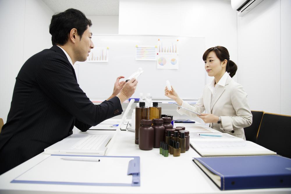 商品開発の仕事内容と向いている人・向いていない人の特徴・働く上でのメリットについて解説します