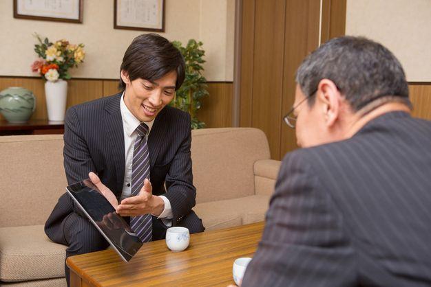 法人営業とはどんな仕事かについての写真
