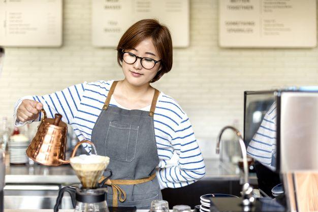 喫茶店バイト求人でよくある仕事内容と求人を選ぶ時のコツについての写真