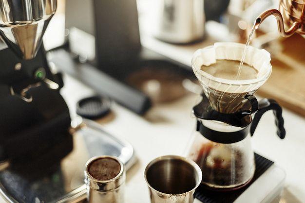 進化する喫茶店